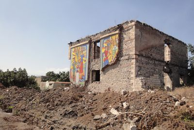 <strong>The Abandoned City of Agdam, Azerbaijan</strong>