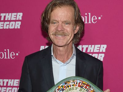 Actor William H. Macy. (Getty)