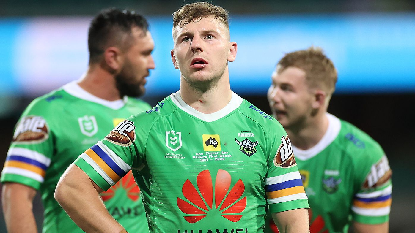 EXCLUSIVE: Andrew Johns blames social media for ugly George Williams-Canberra Raiders fallout