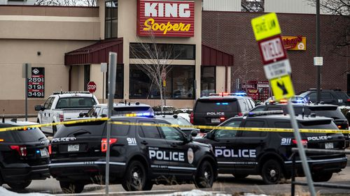 The mass shooting at a supermarket in Boulder, Colorado,  took place less than a week after eight people were killed in a series of attacks on spas in Atlanta.