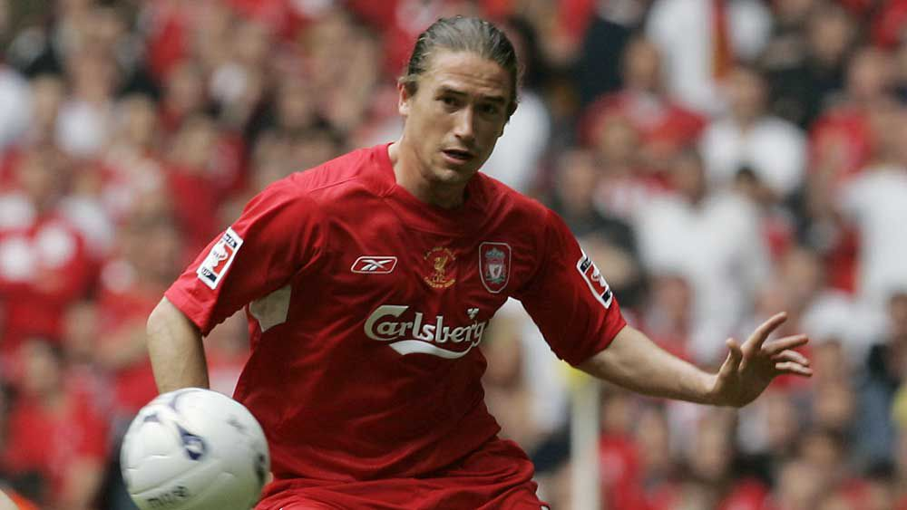Harry Kewell is setting his sights on one day coaching Liverpool. (AAP)