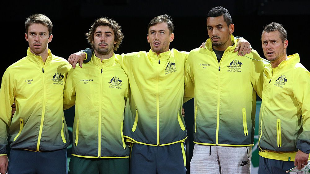Davis Cup: Australia draw Germany for 2018 campaign