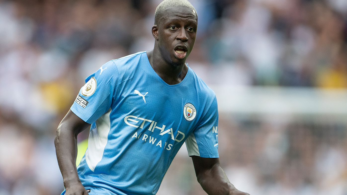 Manchester City have stood down defender Benjamin Mendy.