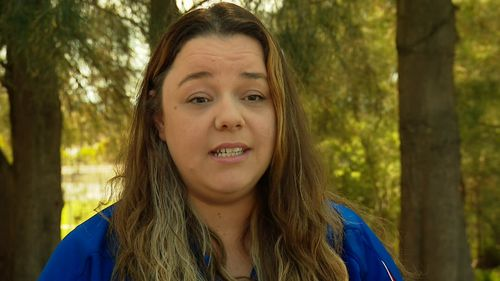 Sara Hamilton, Women's Football Coordinator.