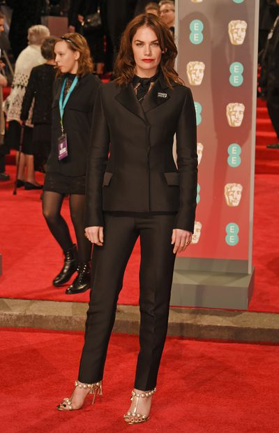 Ruth Wilson in Christian Dior at the British Academy Film Awards (BAFTAS)