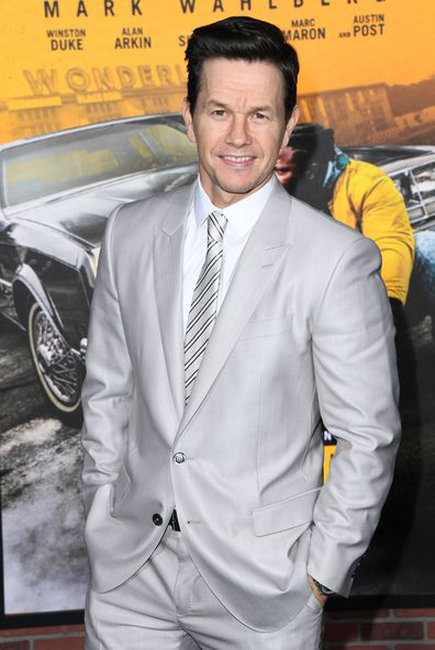 Mark Wahlberg, movie, premiere, Spenser Confidential