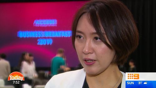 Livia Wang, from Access CN - who liaises with Chinese buyers so they don't buy formula in Australia - said the growth in interest has been significant.