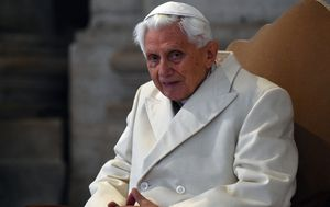 Former Pope Benedict recovering from 'painful but not serious condition,' Vatican says
