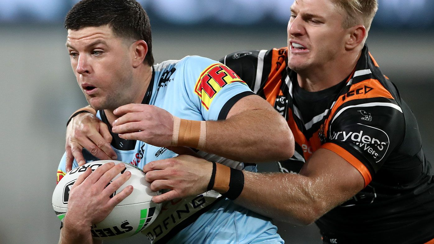 Sharks pair in doubt for Cowboys NRL clash, compounding horror start to season