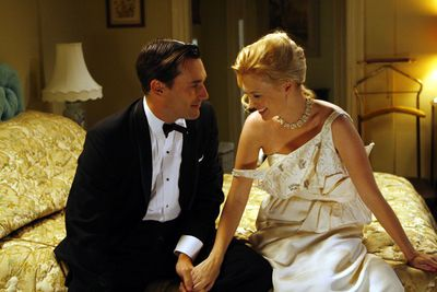 <p>Mad Men 2007-2015</p> <p>No show has inspired as much retro fashion obsession as this slick series set in the '60s.From Dior's new look to '60s mod andBetty Draper's effortless elegance, the outfits on Mad Men kept us tuning in as much for the clothes as for Don's latest antics.</p>
