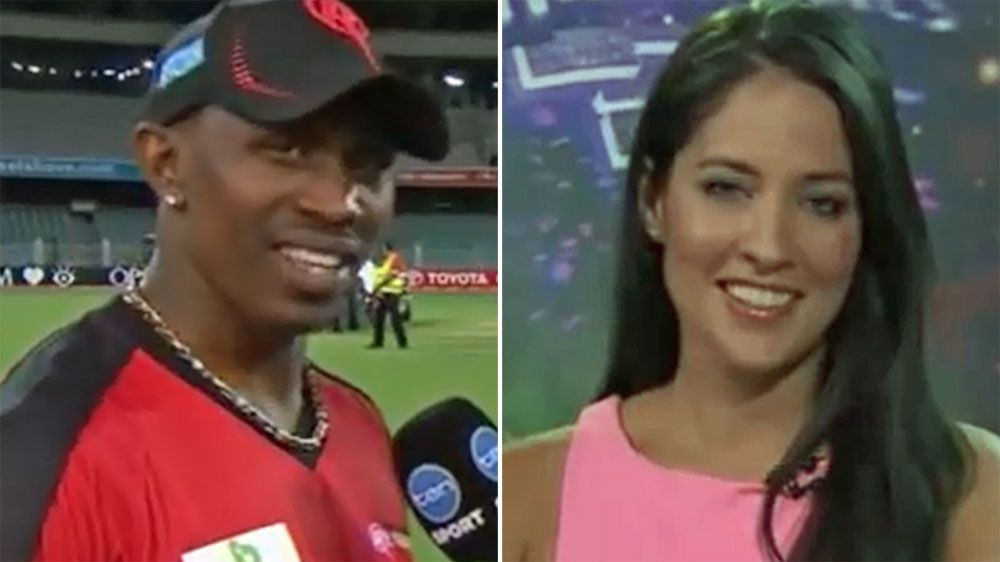 Gayle not the only cricketer smitten with McLaughlin