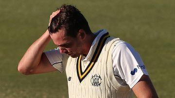 Ashes hopeful breaks down injured again