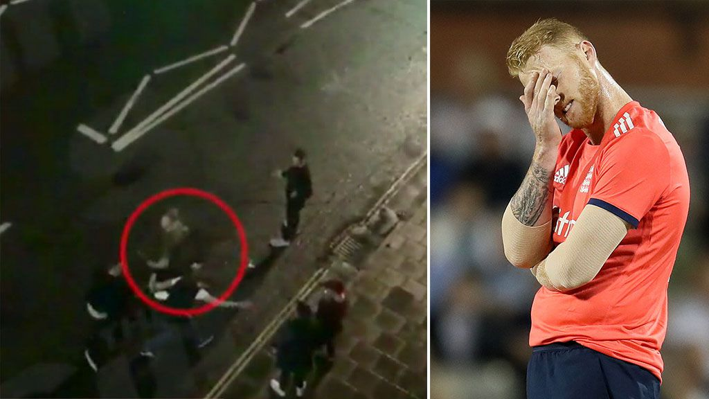 Ben Stokes rumoured to be defending gay couple in brawl video
