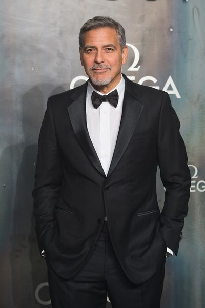 <p>George Clooney</p> The eternally suave Academy Award-winner never puts a foot wrong in the sartorial stakes and the birth of his twins earlier this year means his effortlessly cool style can inspire dapper dads everywhere.