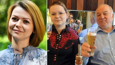 Yulia Skripal speaks for the first time since poisoning