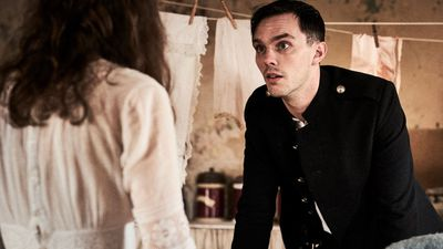 Nicholas Hoult plays Constable Fitzpatrick