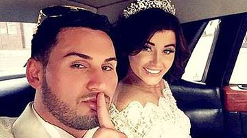 Salim and Aysha Mehajer (supplied)