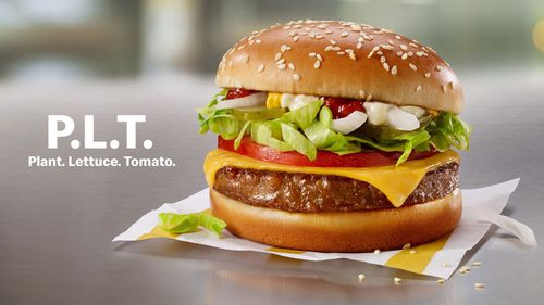 McDonald's will begin testing a Beyond Meat burger, giving the plant-based meat craze a major endorsement.