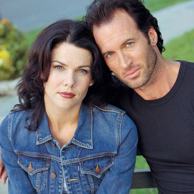 Gilmore Girls: Lauren Graham and Scott Patterson
