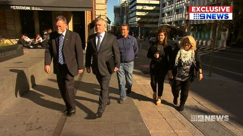 The victims are taking Western Power to court. Picture: 9NEWS