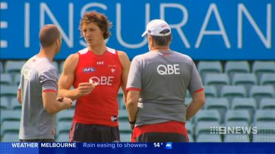Sydney's Kurt Tippett retires from AFL