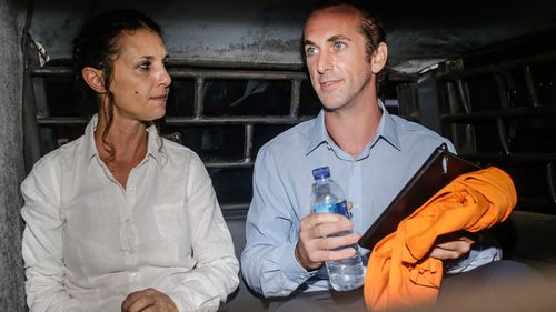 Sara Connor's boyfriend gives evidence at her Bali murder trial