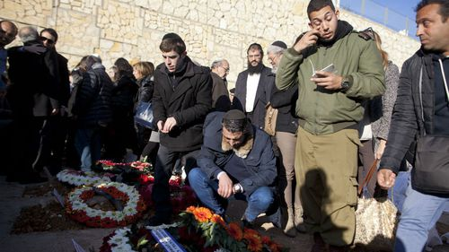 Israel buries Jews slain in Paris attack