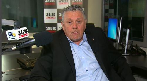2GB radio host Rady Hadley appeared for his regular segment on the TODAY Show this morning. Picture: TODAY