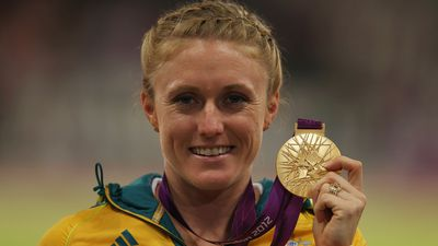 Sally Pearson, 100m hurdles