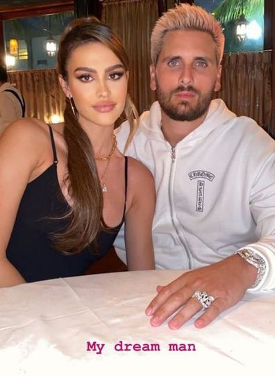 Scott Disick and Amelia Hamlin were first romantically linked in October 2020.