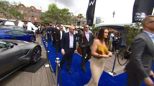 The Wharf4Ward luncheon raised $1.4 million for youth cancer.
