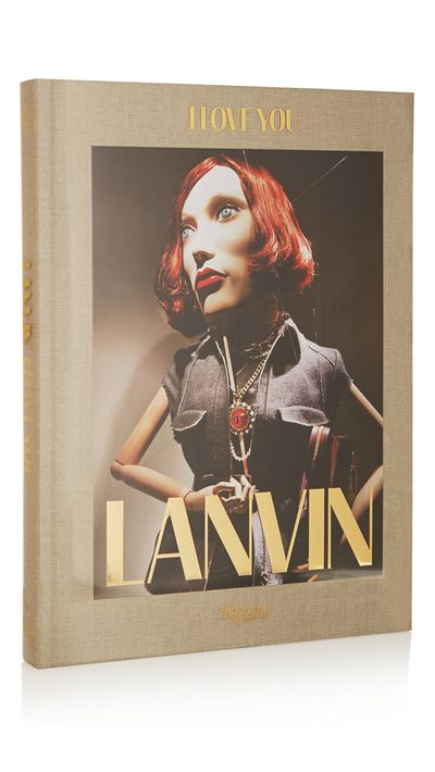 <p>'Lanvin: I Love You' by Alber Elbaz</p>