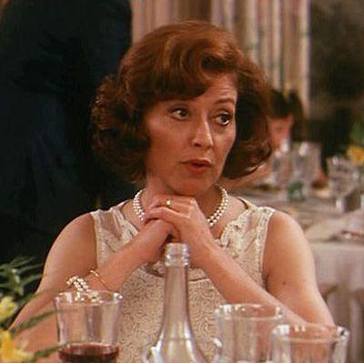 Kelly Bishop as Marjorie Houseman: Then