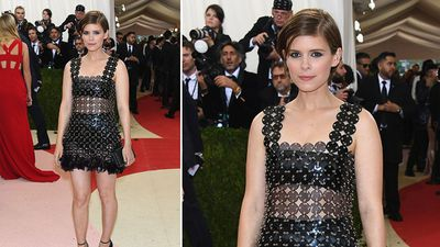 Actress Kate Mara. (AFP)