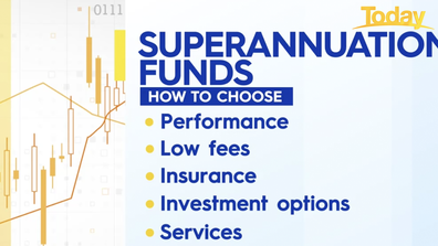 The key indicators too look for when comparing super funds.