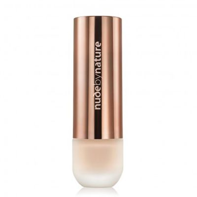 Nude by Nature Flawless Liquid Foundation, $19.97