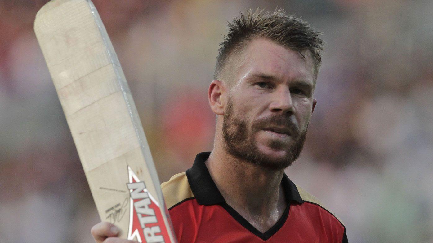 'Nervous' David Warner stars in IPL return, hitting 85 for Sunrisers Hyderabad