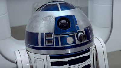 R2-D2 unit from Star Wars sells for $3.61 million