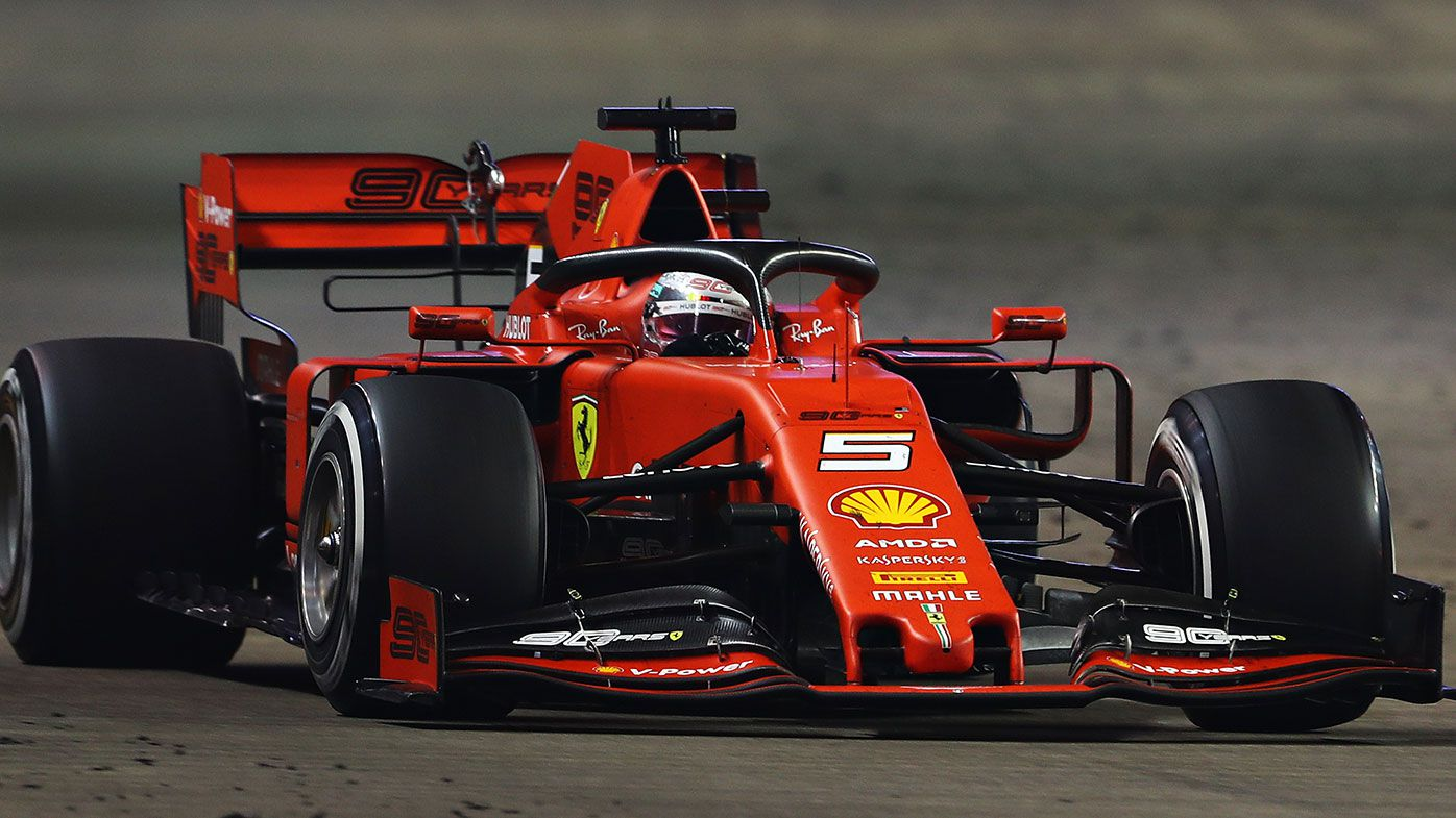 Team boss issues warning to feuding Ferrari drivers