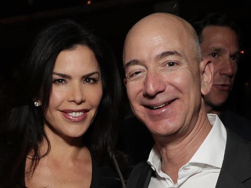 Jeff Bezos new relationship with Lauren Sanchez following divorce