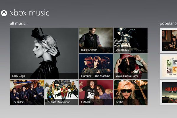 The service will offer free music streaming. (AAP)