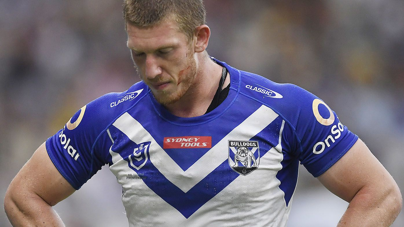 Jack Hetherington an Origin player if he can curb wild aggression, Phil Gould says