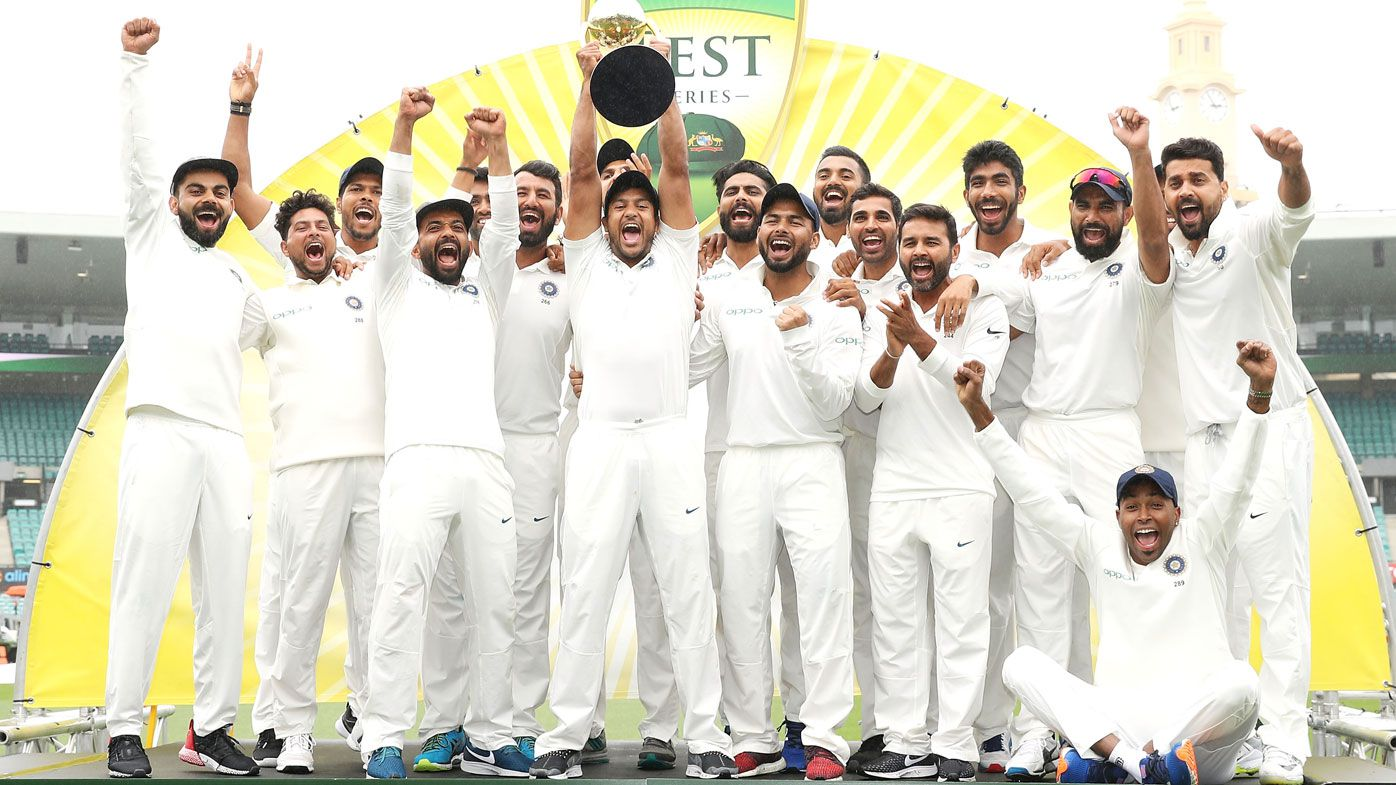 Kohli's stunning admission after historic 2-1 Border-Gavaskar series victory over Australia
