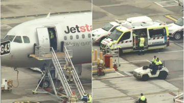 Jetstar flight diverts after 'unusual smell' makes crew sick