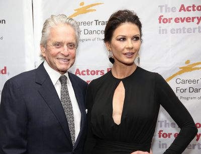The party palace Douglas and Zeta Jones can't sell