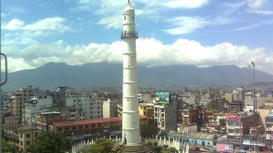 Nepal's historic landmarks reduced to rubble (Gallery)
