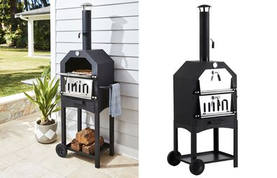 Aldi woodfire barbecue and pizza oven