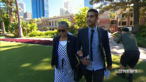 Jude Francis pleaded guilty to manslaughter. (9NEWS)