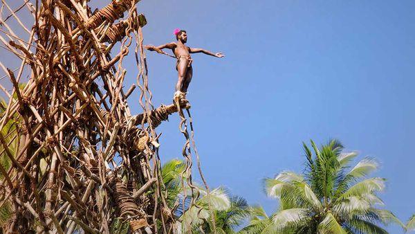 Facebook/Pentecost Island Vanuatu Südsee Land Diving via Focus-Art Photography
