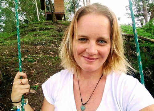 Gold Coast woman describes cave rescue ordeal